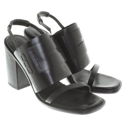 Kenzo Sandals in black