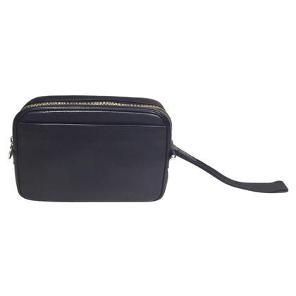 """Louis Vuitton """"Kaluga clutch"""" Taiga Leather"""