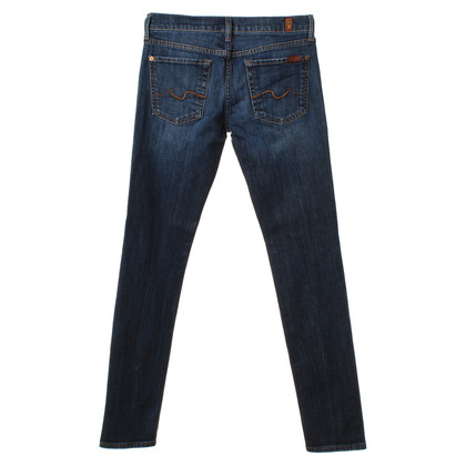 7 For All Mankind Jeans blauw
