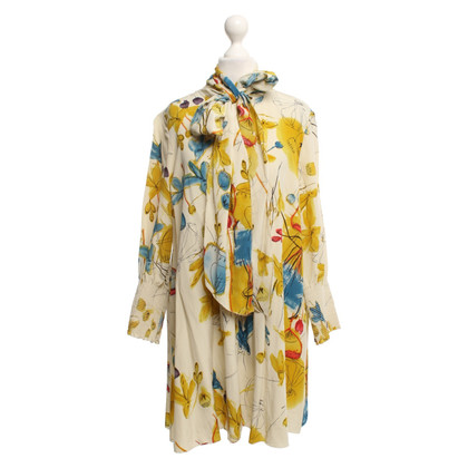 Twenty8Twelve Camicetta di seta con motivo floreale