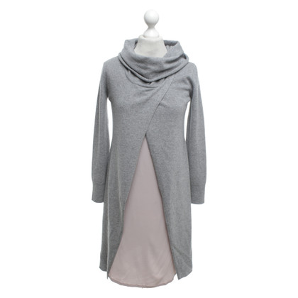 Fabiana Filippi Dress in light gray-mottled