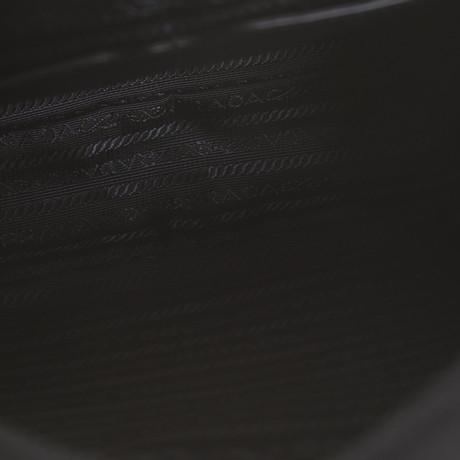 Prada Umhängetasche in Dunkelblau Blau Freies Verschiffen Niedrigsten Preis Empfehlen Zum Verkauf Verkauf Erstaunlicher Preis Günstig Kaufen Billig epV7uzh