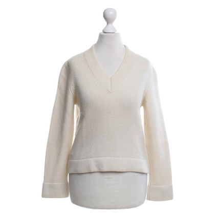 Brunello Cucinelli Cashmere sweater in cream