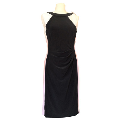 Ralph Lauren Jersey-Kleid in Tricolor