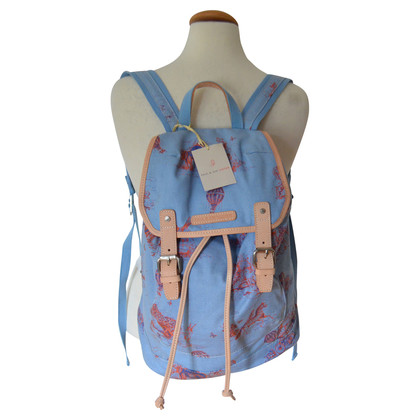 Paul & Joe Jocaste canvas backpack