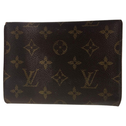 Louis Vuitton Portemonnaie aus Monogram Canvas