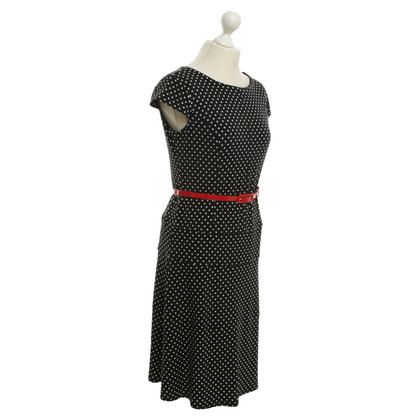 Joseph Dress with polka dots