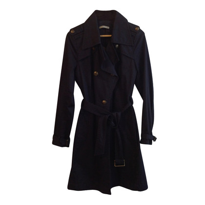 Drykorn Trench coat in dark blue