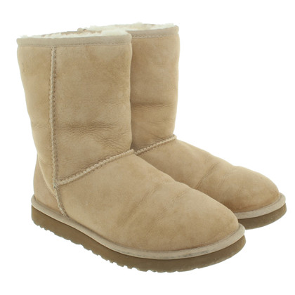 Ugg Boots in beige