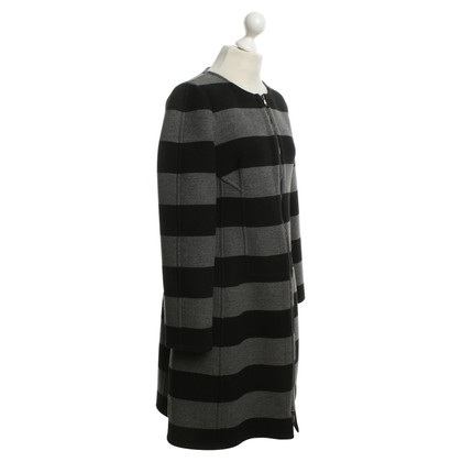 Max & Co Coat with stripes