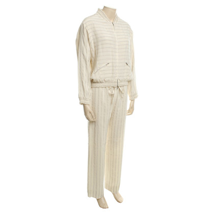 Armani Trousers with stripes