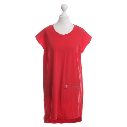 Yohji Yamamoto Kleid in Rot