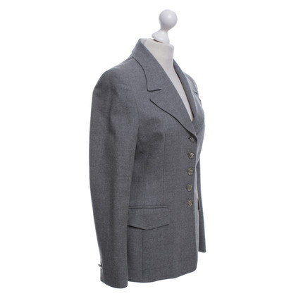 Escada Blazers in grey