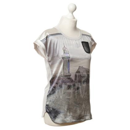 Marc Cain T-Shirt material mix