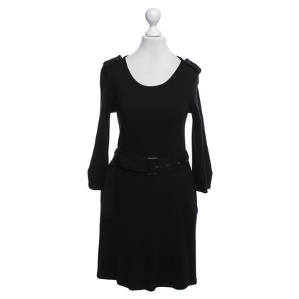 Burberry Woolen dress in black