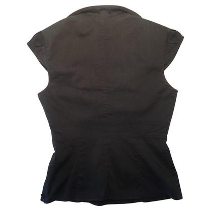 Karen Millen top with decorative collar