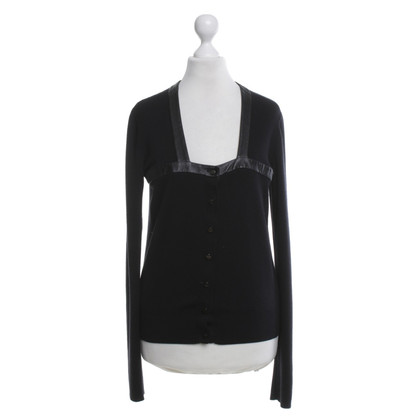 Balenciaga Cardigan in Black