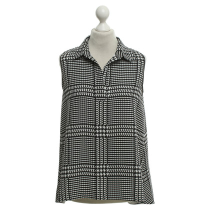 Sport Max Top Houndstooth