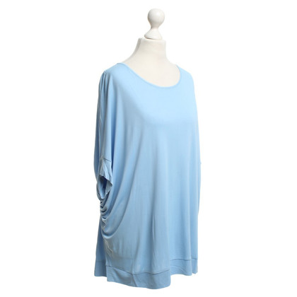Roberto Cavalli Oversize shirt in blue