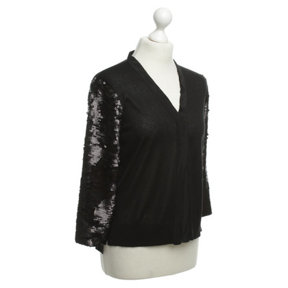 Schumacher Cardigan in black