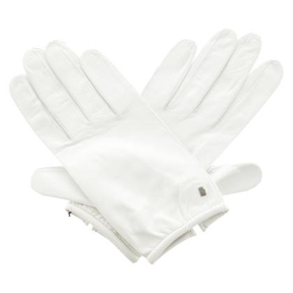 Andere Marke Handschuhe in Weiß