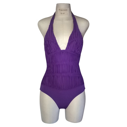La Perla Swimsuit in violet