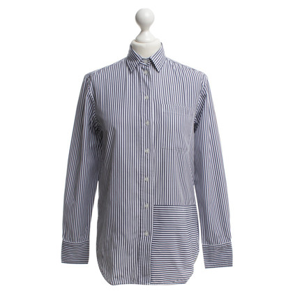 Victoria Beckham Blouse with striped pattern