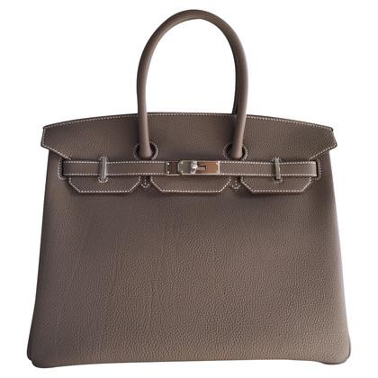 Hermès Birkin 35 etoupe PHW