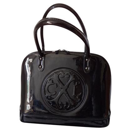 Christian Lacroix Patent leather handbag