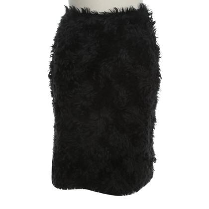 Prada Knit skirt in black