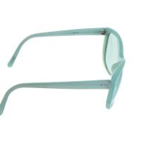 Linda Farrow Sunglasses in mint