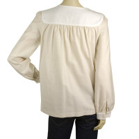 A.P.C. Top in tunica a righe