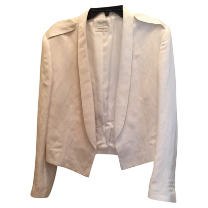 Dries van Noten White jacket