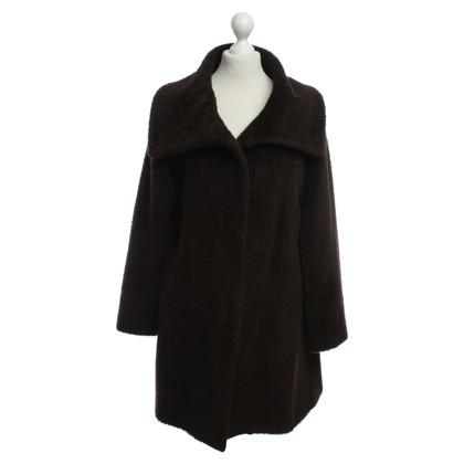 Max Mara Winter coat in Brown