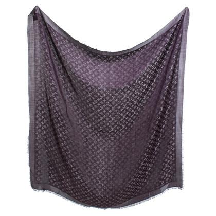 Louis Vuitton Sjaal met logo