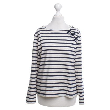 Marc by Marc Jacobs Navy sweater with stripes