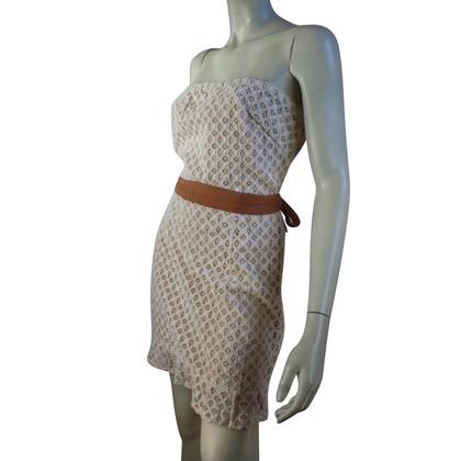Sandro Strapless dress