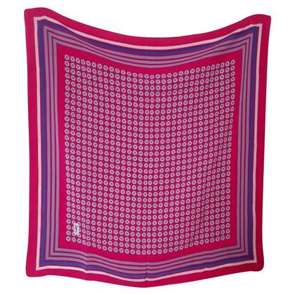 Yves Saint Laurent Scarf cloth silk
