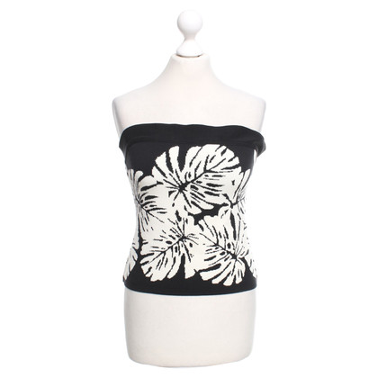 Marc Cain Top in zwart / White