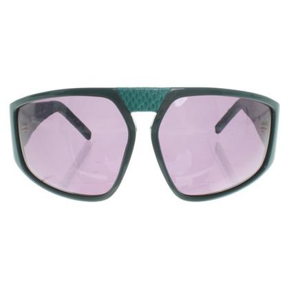 Pinko Lunettes de soleil en vert