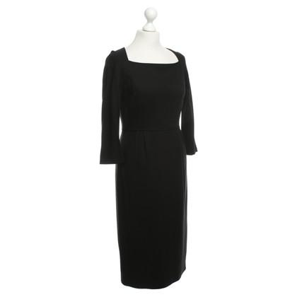 Riani Schlichtes Kleid in Schwarz