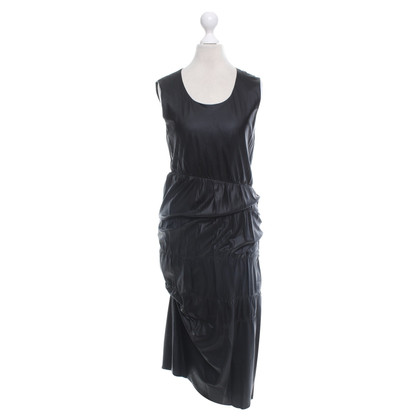 Helmut Lang Silk dress in black