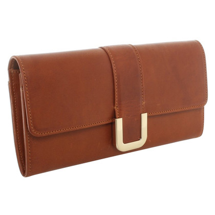 A.P.C. Wallet in brown