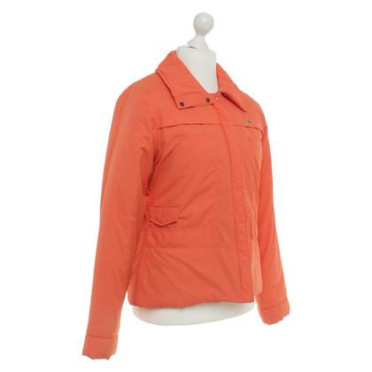 Lacoste Jacket in orange