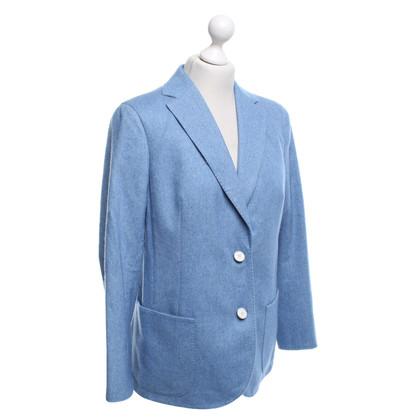 Akris Blazer in azzurro