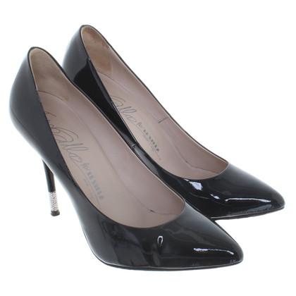 Le Silla  pumps in zwart