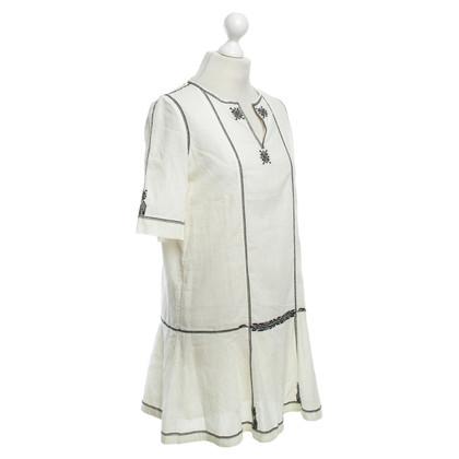 Isabel Marant Etoile Kleid in Cremeweiß