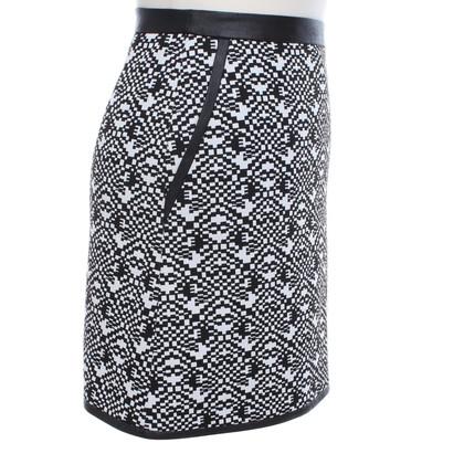Karen Millen Issued at skirt in Bicolor
