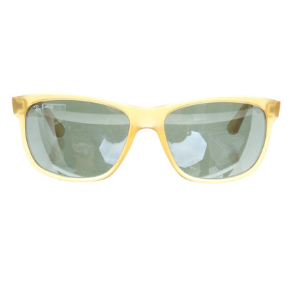 Ray Ban Sunglasses in yellow