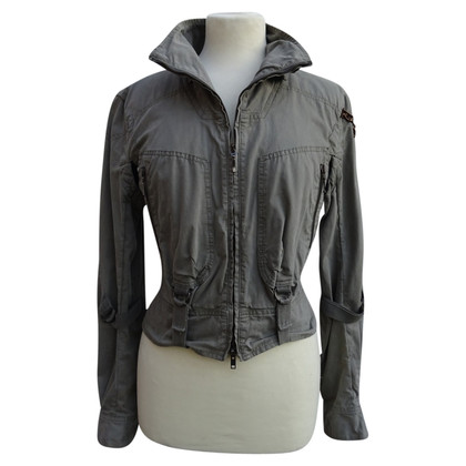 Dondup Jacke im Military-Look